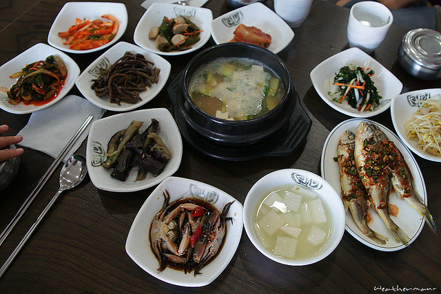 jedlo, výber, rôzne