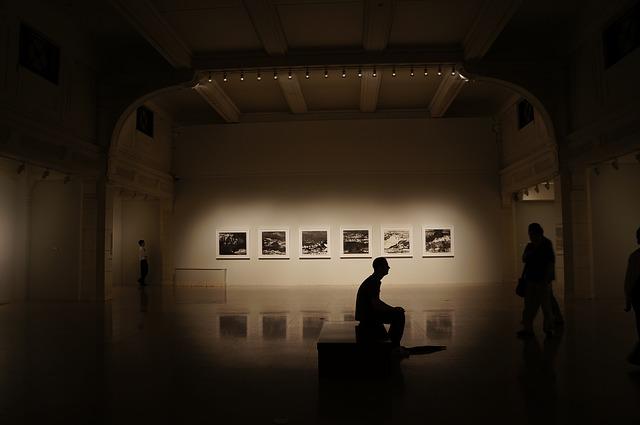 výstava, umenie