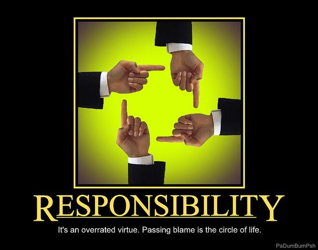 zodpovednosť